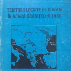 TERITORII LOCUITE DE ROMANI IN AFARA GRANITELOR TARII - Dumitru Rus - Carte Monografie