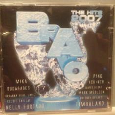 BRAVO the HITS 2007-Various Artists - 2cd set/stare FB/Original (SONY /GERMANY), CD, universal records