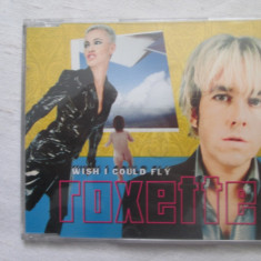 Roxette ‎– Wish I Could Fly CD(maxi-single) Germania - Muzica Dance emi records