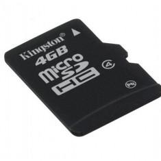 Card de memorie micro SD Kingston 4Gb - Card Micro SD