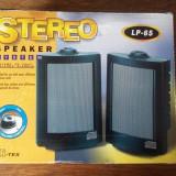 BOXE CALCULATOR HI-TEX LP 65 STEREO SPEAKER SYSTEM