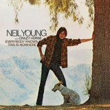 NEIL YOUNG CRAZY HORSE Everybody Knows This Is Nowhere HDCD remaster (cd)