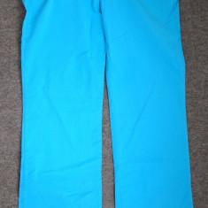 Pantaloni dama marca Rifle style 84930 marimea 32(12-1), Marime: XL, Culoare: Albastru
