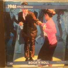 1961 STILL ROCKIN'-Various Artists -cd/Original/stare FB (1991/POLYGRAM/GERMANY) - Muzica Rock & Roll universal records