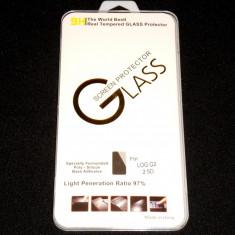 Folie de Sticla Protectie ecran Tempered Glass LG G2 - Folie de protectie