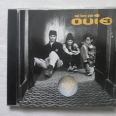 Oui 3 – Oui Love You CD, album, Germania acid jazz - Muzica Jazz Altele