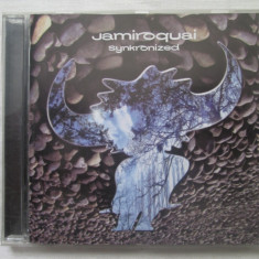 Jamiroquai ‎– Synkronized CD, album, UK acid jazz - Muzica R&B sony music