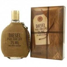 Diesel Fuel for Life Pour Homme EDT Tester 75 ml pentru barbati - Parfum barbati Diesel, Apa de toaleta