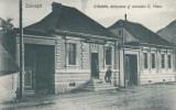 ZARNESTI   COFETARIE   DELICATESE  SI  COLONIALE E. HIENZ  FOTOGRAF V. GREGORSCH