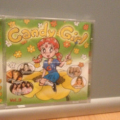 CANDY GIRL - Various Artists - cd/Original/stare Buna (2002 /VIRGIN /GERMANY) - Muzica Dance emi records