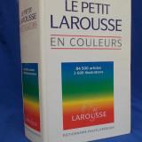 LE PETIT LAROUSSE  EN COULEURS  / 1995