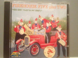 FIREHOUSE FIVE plus TWO - YES SIR ! -cd/Original/JAZZ/stare FB (1991/SAAR/ITALY)
