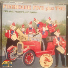 FIREHOUSE FIVE plus TWO - YES SIR ! -cd/Original/JAZZ/stare FB (1991/SAAR/ITALY) - Muzica Jazz
