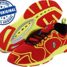 Adidasi barbat K-Swiss K-Ruuz - adidasi originali - running - adidasi alergare - Adidasi barbati K-Swiss, Marime: 44, 44.5, Culoare: Din imagine, Textil