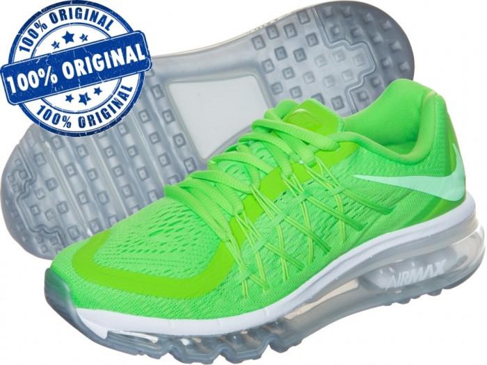 Adidasi dama Nike Air Max 2015 - adidasi originali - running - alergare foto mare