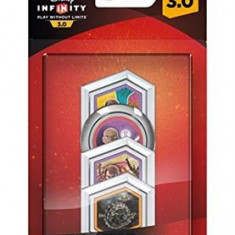 Set Disney Infinity 3.0 Star Wars Twilight Of The Republic Power Disc Pack - Figurina Desene animate