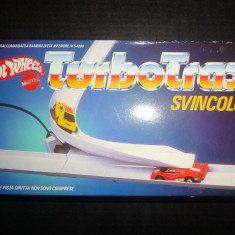 Pista HOT WHEELS Turbo Trax - 1985