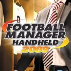 Football Manager 2009 Psp - Jocuri PSP Sega, Sporturi, Toate varstele, Single player