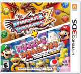 Puzzle And Dragons Z Plus Puzzle And Dragons Super Mario Bros Nintendo 3Ds, Actiune, 3+, Multiplayer