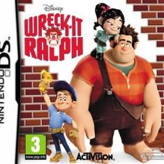 Wreck-It Ralph Nintendo Ds - Jocuri Nintendo DS Activision