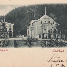 ORAVITA, BANYAVOLGY, CLASICA, CIRCULATA APR.''901 - Carte Postala Banat pana la 1904, Printata