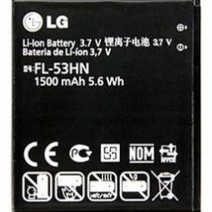 Acumulator telefon LG FL-53HN-TC Li-Ion pentru telefon LG Optimus 2X, P990 Star, P990 Optimus Speed, Optimus 3D P920