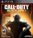 Call Of Duty Black Ops Iii (3) Ps3, Shooting, 18+, Activision