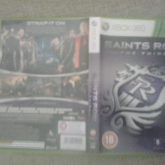 Saints Row - The third - Joc XBOX 360 ( GameLand ) - Jocuri Xbox 360, Shooting, 18+, Single player