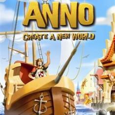 Anno Create A New World Nintendo Wii - Jocuri WII Ubisoft, Actiune, 12+