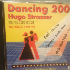BALLROOM MUSIC-Hugo Strasser & Orchestra-cd/Original/stare FB (1995/EMI/HOLLAND) - Muzica Dance emi records