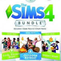 The Sims 4 Bundle Pack 2 (Code In A Box) Pc - Jocuri PC Electronic Arts, Simulatoare, 12+, Single player