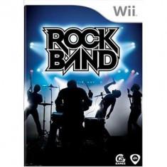 Rock Band Game Only Nintendo Wii - Jocuri WII Activision, Simulatoare