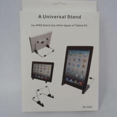 Stand suport universal metalic pentru tableta - Dock Tableta
