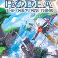 Rodea The Sky Soldier Nintendo Wii U, Simulatoare, 12+