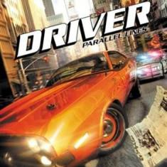 Driver Parallel Lines Nintendo Wii - Jocuri WII Ubisoft, Curse auto-moto, 12+
