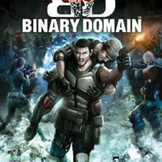 Binary Domain Pc - Jocuri PC Sega, Shooting, 18+, Single player