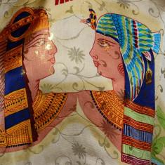 ESARFA / BATIC DIN MATASE NATURALA FOARTE FINA, MODEL EGIPTENI / EGIPT L3 - Esarfa, Sal Dama, Culoare: Din imagine, Marime: Alta