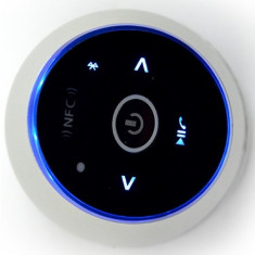 Boxa portabila Bluetooth 26W Loud Grizzly Bullet transmitere sunete prin vibratii