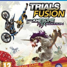 Trials Fusion The Awesome Max Edition Ps4, Sporturi, 12+