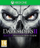 Darksiders 2 Deathinitive Edition Xbox One, Role playing, 16+