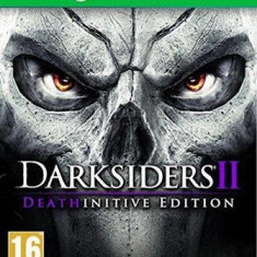 Darksiders 2 Deathinitive Edition Xbox One - Jocuri Xbox One, Role playing, 16+