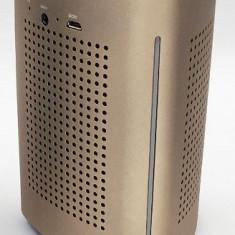 Boxa portabila Bluetooth 36W Loud Grizzly Twins transmitere sunete prin vibratii