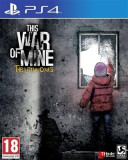 This War Of Mine The Little Ones Ps4, Actiune