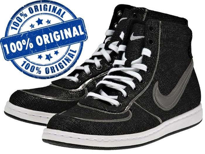 Adidasi dama Nike Air Scandal Mid - adidasi originali - ghete panza foto mare