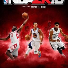Nba 2K16 Pc - Jocuri PC 2K Games, Sporturi, 3+, Single player