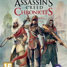 Assassins Creed Chronicles Ps Vita - Jocuri PS Vita, Shooting, 16+, Single player