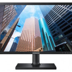 Monitor LED Samsung S24E450B, 16:9, 24 inch, Full HD, 5 ms, negru