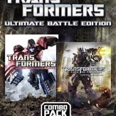 Transformers Ultimate Battle Edition Nintendo Wii - Jocuri WII Activision, Actiune, 12+