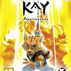 Legends Of Kay Anniversary Nintendo Wii U, Actiune, 12+