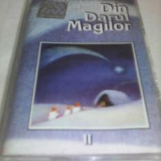 CASETA AUDIO DIN DARUL MAGILOR ORIGINALA ROTON - Muzica Sarbatori, Casete audio